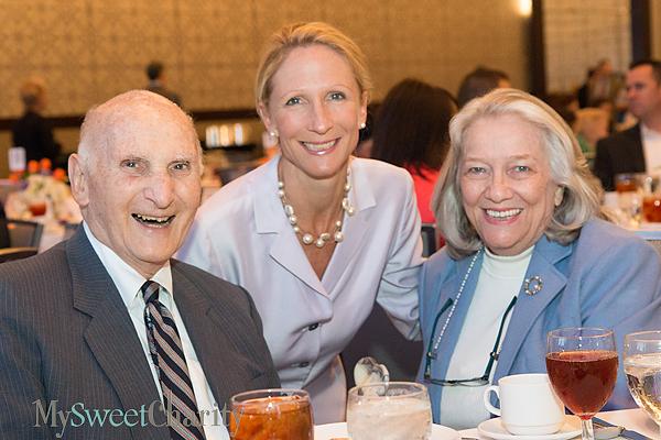 Bob Miller, Lisa Miller and Shirley Miller