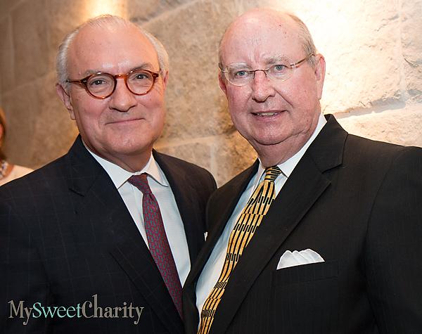Bob White and Ralph Hawkins