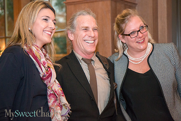 Genevieve Quick, Trammell S. Crow and Catherine New