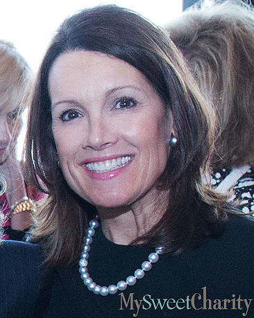 JUST IN: Pam Perella Named 2017 Crystal Charity Ball Chair
