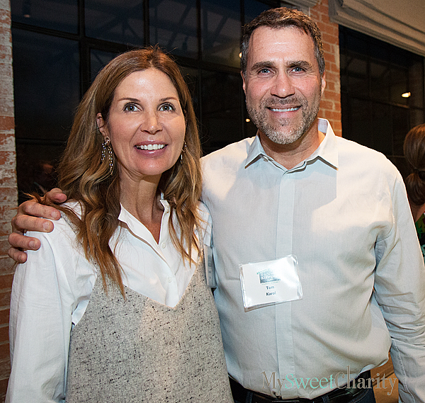 Jennifer and Tom Karol