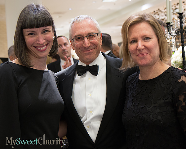 Michelle Burns, Jeremy and Wendy Strick