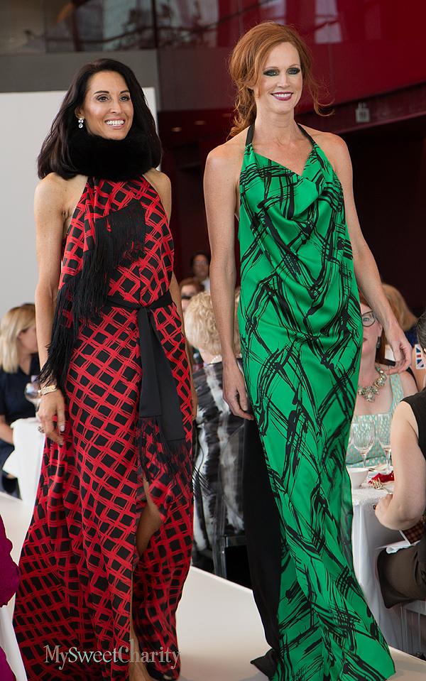 Geoffrey Henning model and Rhonda Marcus