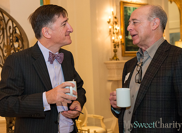 Patrick Leavey and Fred Shapiro