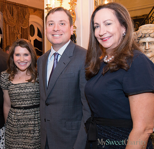Fund A Cure Patrons Gathered To Celebrate The Inspiration Of Clement George And His Folks