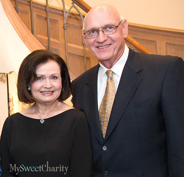 Elaine and David Nelson