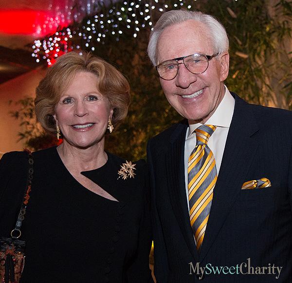 Linda and Mitch Hart (File photo)