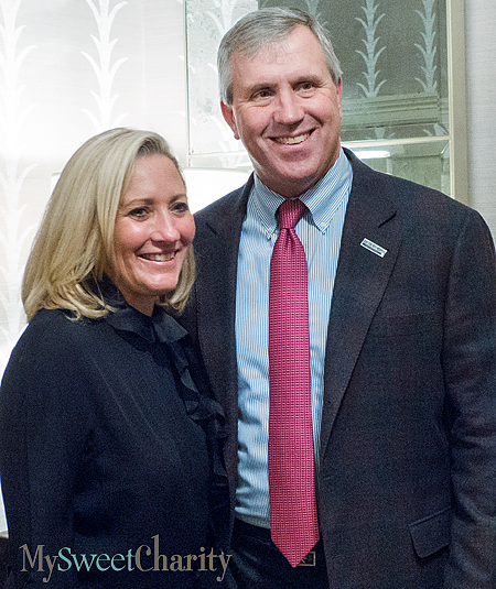 Carolyn and Karl Rathjen