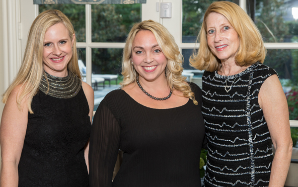 Ashley Allen, Meredith Mosley and Debbie Oates*