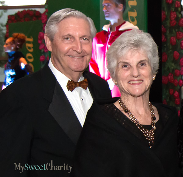 """JUST IN: Margaret McDermott's And The Eugene McDermott Foundation's $2M Gifts Result In The """"Kern Wildenthal General Director And CEO"""" Position"""