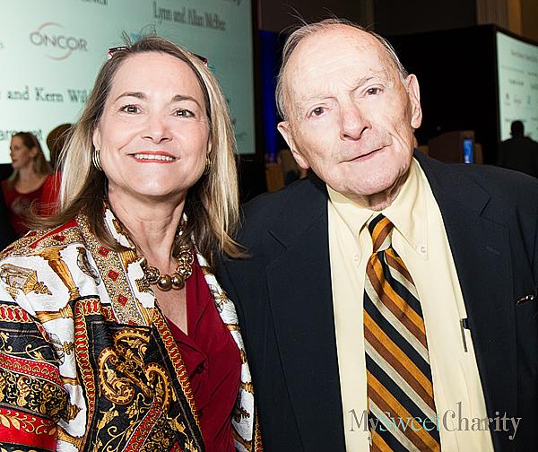 Margaret Keliher and Jim Coleman