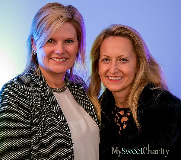 Mary Hatcher and Lynn McBee