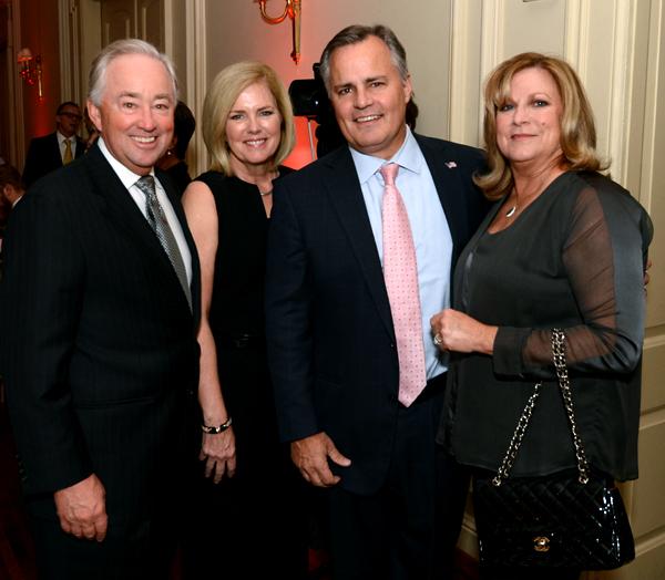 Center For BrainHealth's Legacy Dinner Honored U.S. Navy SEAL Clint Bruce On Veterans Day