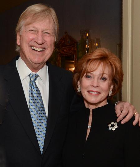 Joel and Linda Robuck*