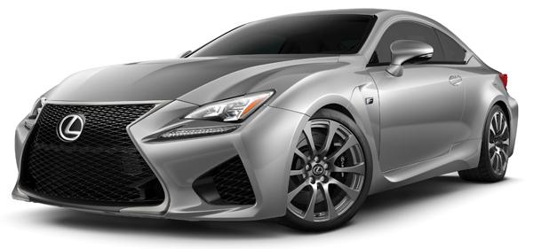 Lexus RC F*