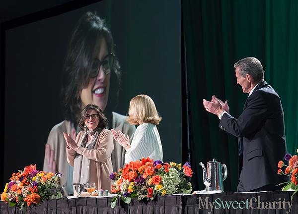 Molly Bogen, Debbie Oates and Joel Allison