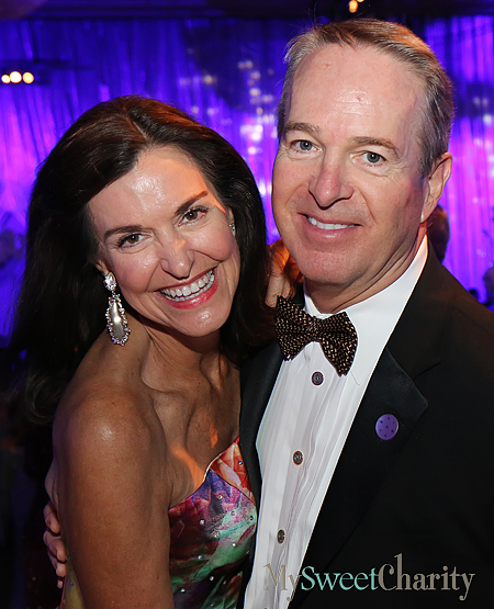 Sara Lee and Stan Gardner