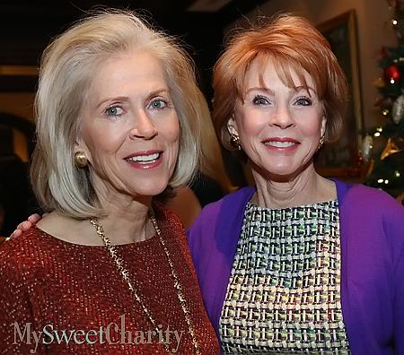Debbie Francis and Linda Robuck