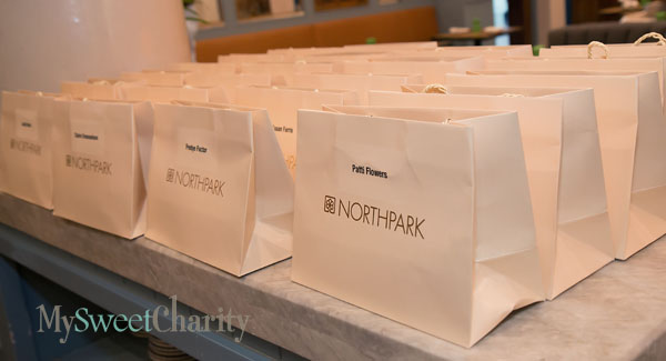 NorthPark gift bags