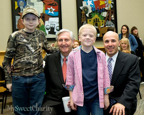 Maxwell Matlock, Kern Wildenthal, Trip Rowley and Stephen Skapek