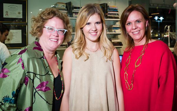 Lori Trent, Kiley Trent and Leslie Herrman*