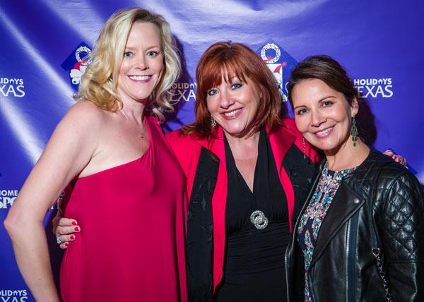 Kristen Greenberg, Lisa Letbetter and Sandra Fite*
