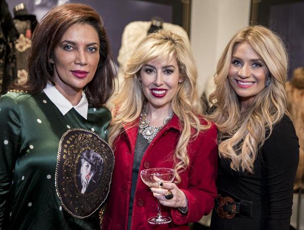 Naila Malik, Kasey Bell and Natalie Westbrook*