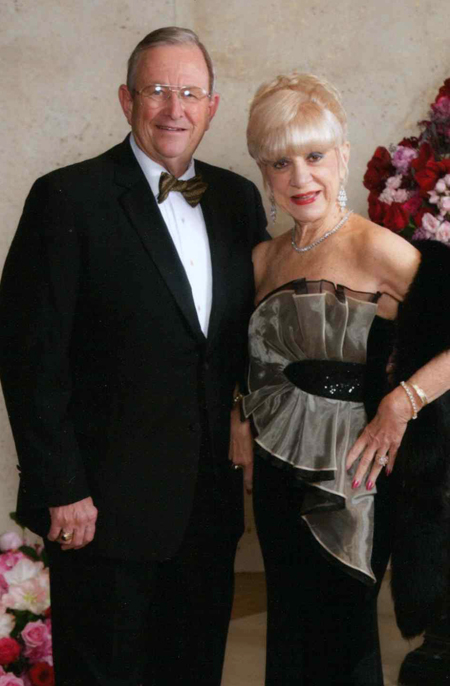 JUST IN: Barbara And Bob Bigham Give $1M For Dallas Arboretum's Scenic Overlook In The To-Be-Built A Tasteful Place