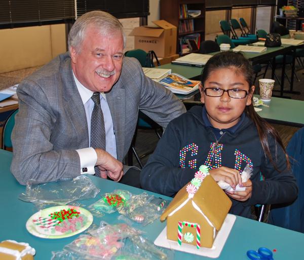 Blake D. Lewis III Named Communities In Schools Dallas Region Chairman Of The Board