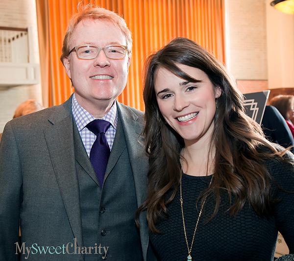 John Phifer Marrs and Lauren Thomasson