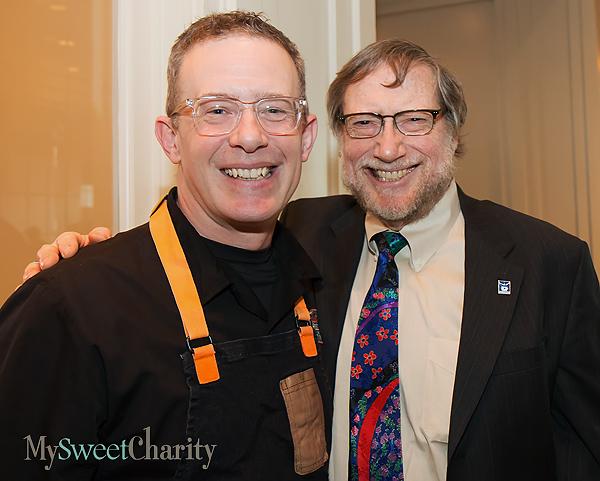 Brian Luscher and Bruce Buchanan