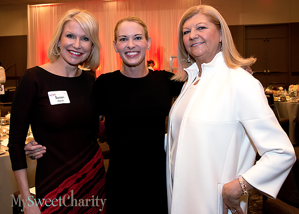 Olympian Suzy Favor Hamilton Shared Her Ups And Downs At Beacon Of Hope Thanks To Years Of Being Undiagnosed Bipolar