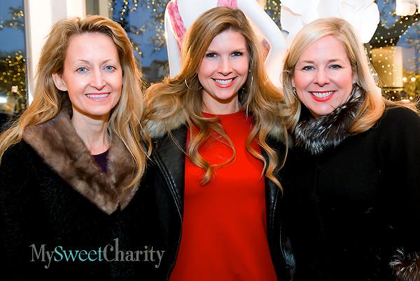 Lynn McBee, Marybeth Conlon and Kristi Hoyl