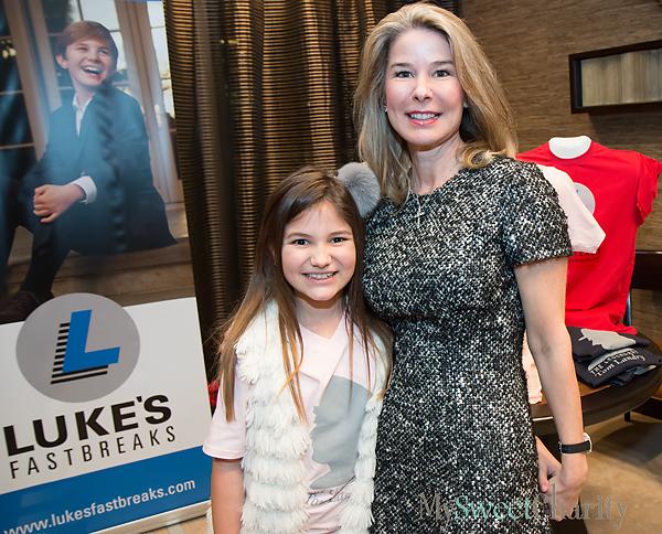 Livia Lange and Tracy Lange