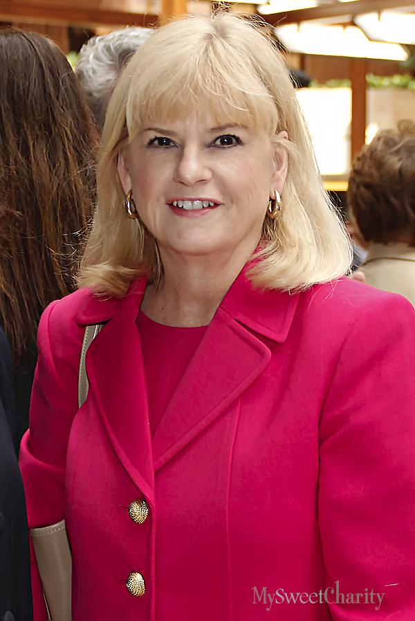 Linda Perryman Evans (File photo)