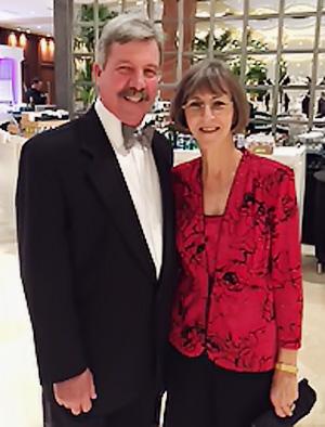 David Sparkman and Julie O'Connor*
