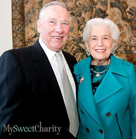Linus and Joyce Wright