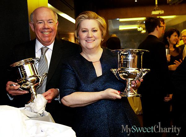 James E. Wiley Jr. and Rebecca Fletcher