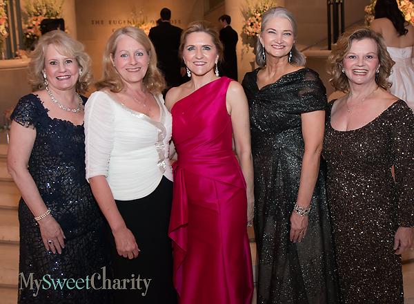 Dixey Arterburn, Cynthia Beaird, Melissa Lewis, Nancy Labadie, Ginger Sager
