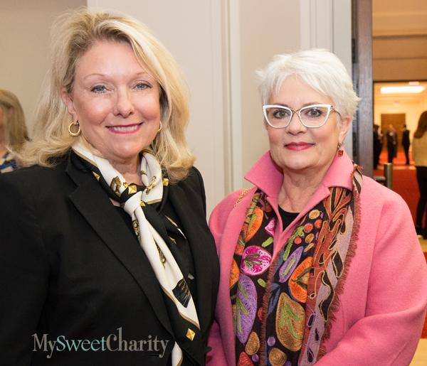 Jeanne Johnson Phillips and Carolyn Miller