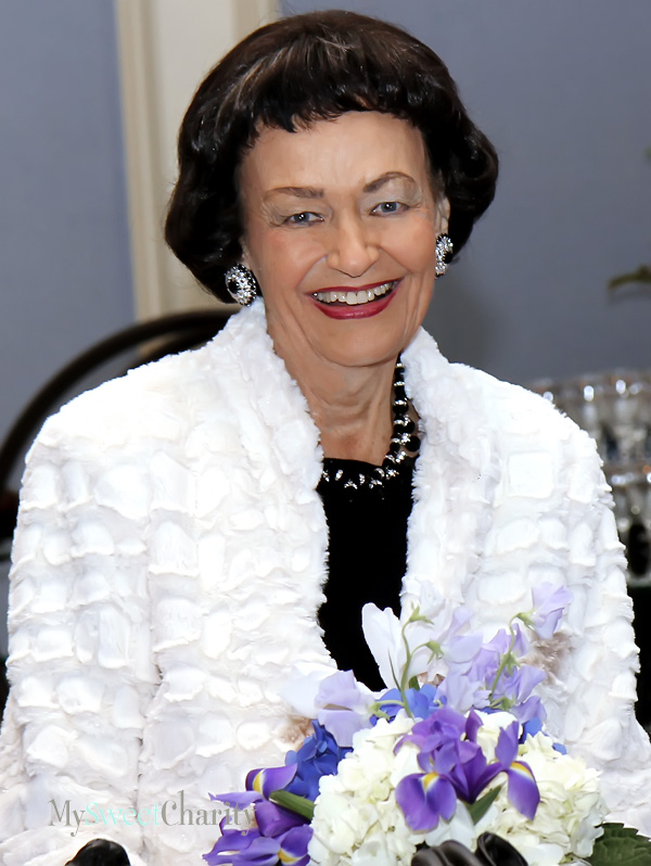 Virginia Chandler Dykes (File photo)