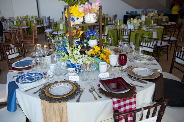 Faye C. Brigg's table*