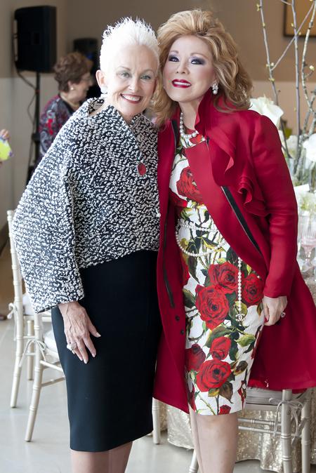 Barbara Daseke and Linda Ivy*