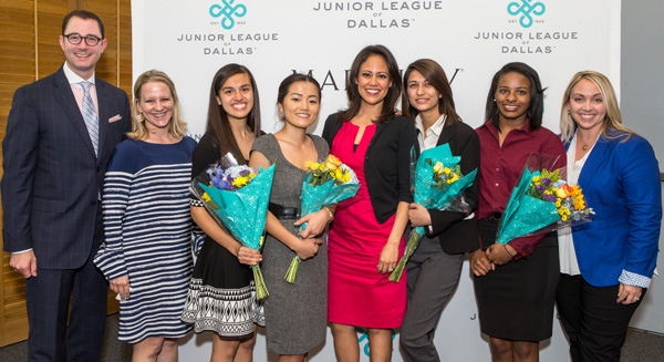 Junior League Of Dallas And Mary Kay Inc. Salute High School Seniors In Women Scholarship Program