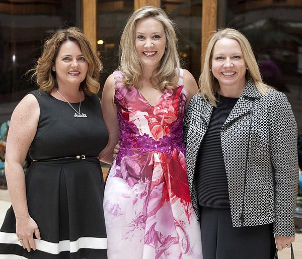 Jennifer Evans Morris, Krissy Turner and Lauren Reed*