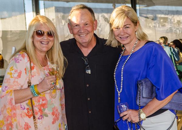 Robin Skinner, Gary Cogill and Ashlee Kleinert*