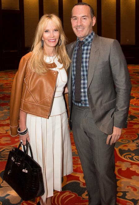 Nancy Rogers and Brian Bolke*