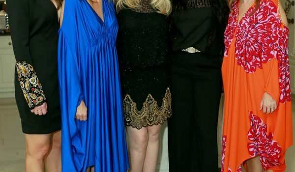 Ally's Wish's A Venetian Dream Was A Showcase Of Esé Azénabor Fashions At Tricia Sims' Mansion