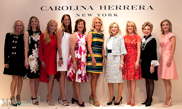Jane Condon, Piper Wyatt, Mary Clare Finney, Margaret Hancock, Tucker Enthoven, Betsy Sowell, Anita Arnold, Heather Esping, Pat Harloe and Katherine Coker