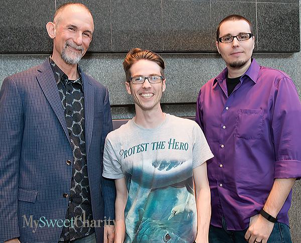 Willie Baronet, Shaun Colon and John Hansen